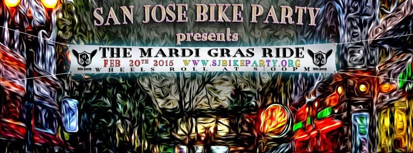 Mardi Gras Ride February 2015