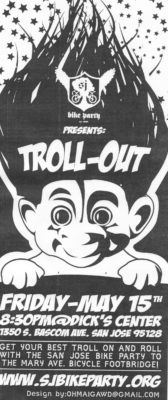 May Ride- Troll Out