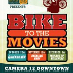 Bike to the Movies!  This month's movie:  Breaking Away