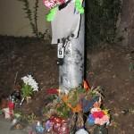 Memorial to Joshua West