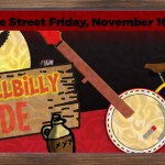 The Hillbilly Hoedown Ride – Nov 16th 8PM