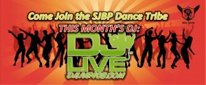 SJBP Dance Tribe DJ Live