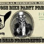 Meet the Artist – The Dead Presidents Ride