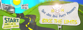 Bike The Limits Ride – 2014