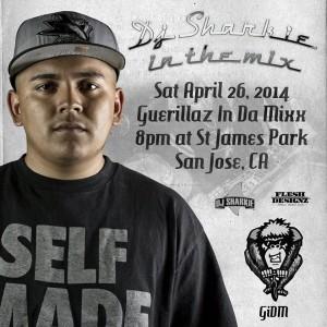 GiDM DJ Sharkie