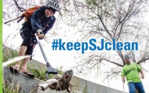 keep SJ Clean