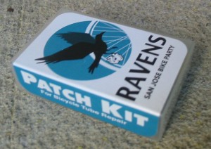 Raven Patch Kit