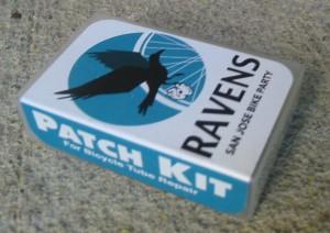 Raven Patch Kit