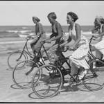 Bikes on the Beach in Copenhagen