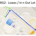 Neon Rave Ride RG2 Map