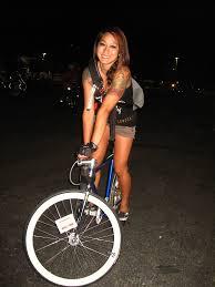 Bike Party Tina