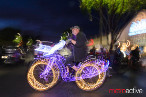 Bike Party Lights