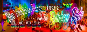 Rainbow Ride Artwork