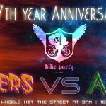 Aliens vs. Monsters – October 17, 2014