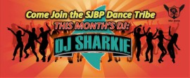 San Jose Dance Tribe is proud to present DJ Sharkie