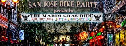Mardi Gras Ride – February 20, 2015
