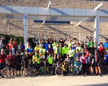 Bike the Limits 2014