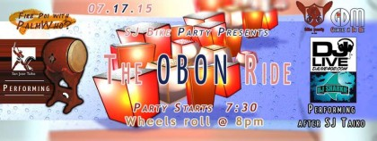 SJ Bike Party Presents the Obon Ride