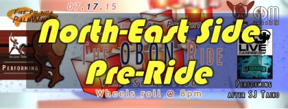 The Obon Ride – July 17, 2015