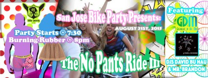 No Pants Ride III