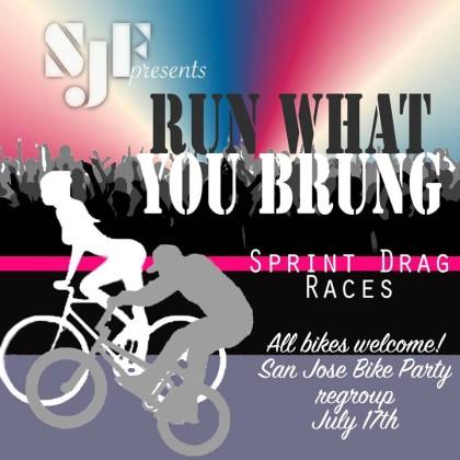 Obon Ride Sprint Drag Races