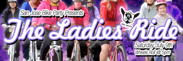 The Ladies Ride – July 9th, 2016