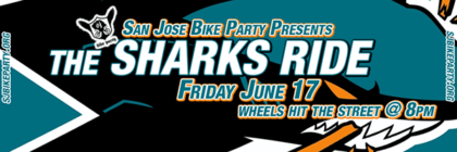 The Sharks Ride – June 17th, 2016
