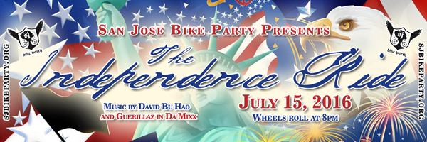 The Independence Ride – July 15th, 2016