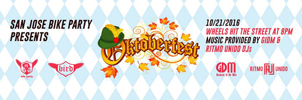 The Octoberfest Ride – Test Rides