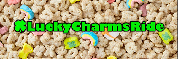 The Lucky Charms Ride – Test Rides