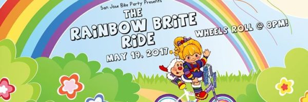 The Rainbow Brite Ride – May 19th, 2017