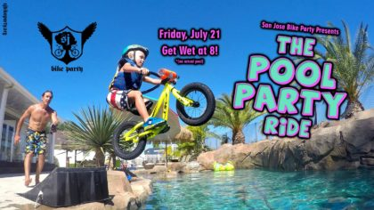The Pool Party Ride – July 21st, 2017