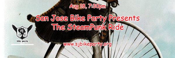 The Steam Punk Ride – Aug 18, 2017