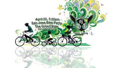 The Green Ride – Apr 20, 2018