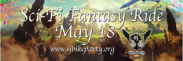 The Sci-Fi Fantasy Ride! May 18th, 2018