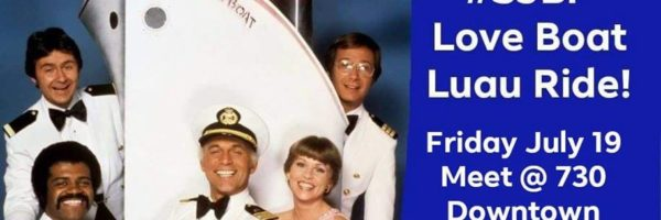 SJBP: The Love Boat Luau Ride!