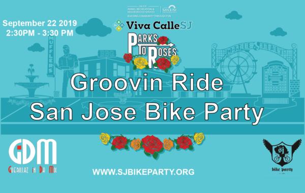 Viva Calle SJ Groovin Ride