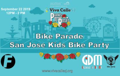 SJKBP Bike Parade at Viva Calle SJ