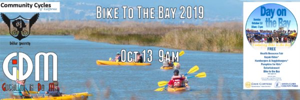 Bike To The Bay 2019