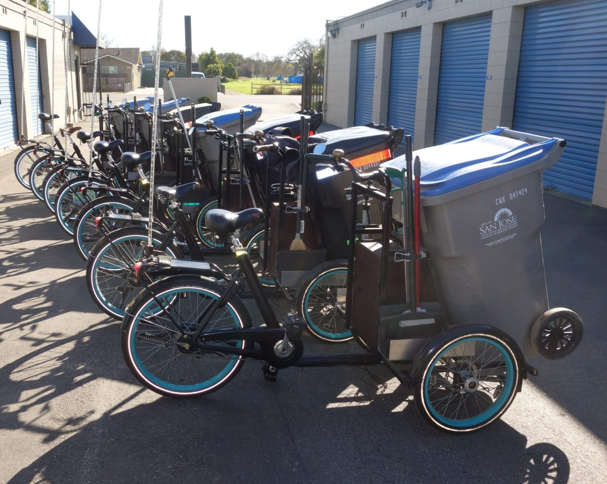 Image of the Raven Trikes