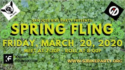 The Spring Fling Ride!