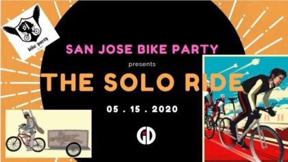 SJBP The Virtual Solo Ride
