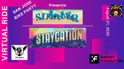 SJBP – Summer Staycation