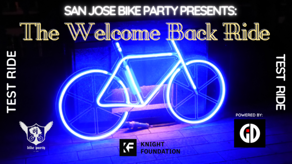 Test Ride 2 — The Welcome Back Ride