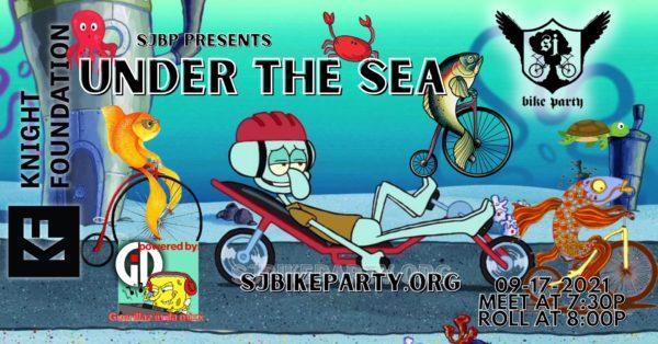 SJBP presents the Under the Sea Ride!