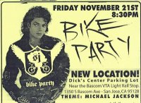 Mikey hearts Bike Party