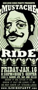 Mustache Ride!