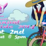 San Jose Bike Party presents The Ladies Ride 2014