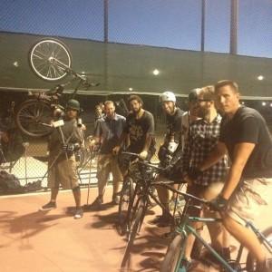 San Jose Bike Polo