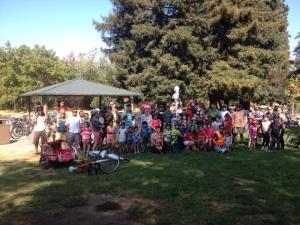 San Jose Kidz Bike Party